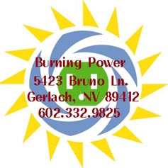 Burning Power - April Fool's - 2009