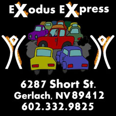 Exodus Express  - April Fool's 2014