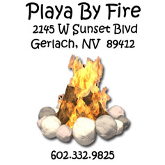 Playa By Fire - April Fool's - 2011